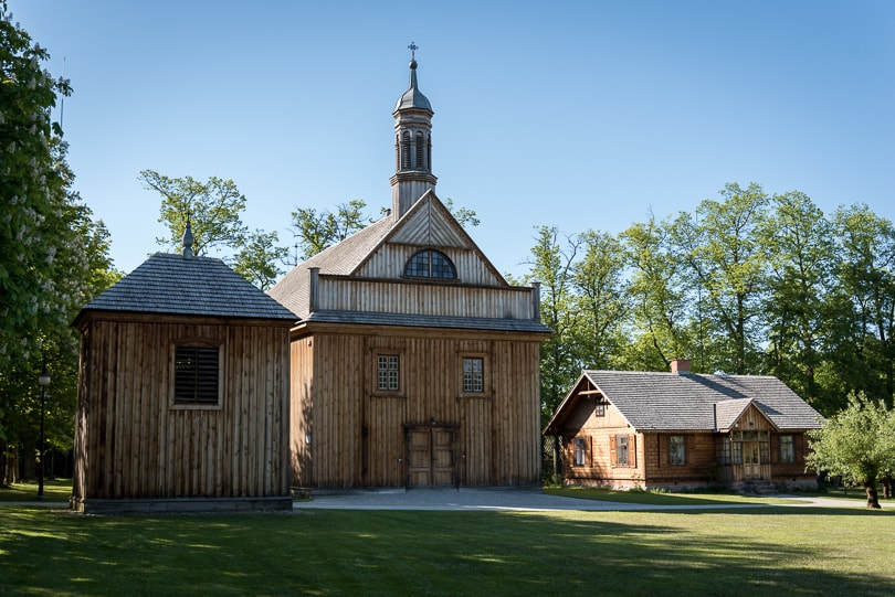 Podlasie | Muzeum Rolnictwa w Ciechanowcu | Green Pix Partner