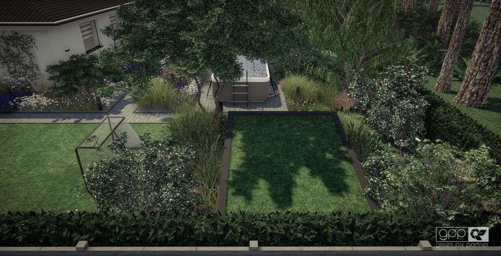 ogród pod lasem - kadr 11